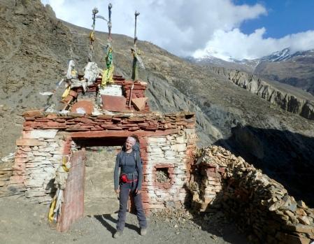 A gateway before Phu